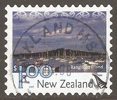 New Zealand Scott 2137 Used